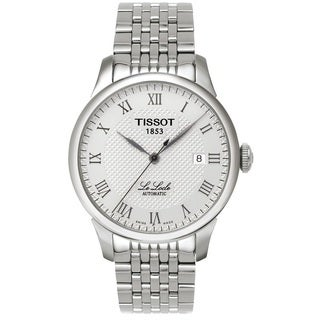 Tissot Men's T4114833 'Le Locle' Automatic Stainless Steel Watch