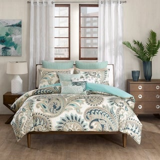 Ink+Ivy Mira 3-piece Cotton Duvet Cover Mini Set