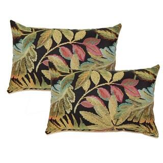 Mauna Kea Sunset Decorative Throw Pillow (Set of 2)