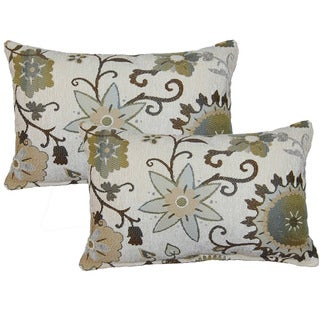 Dora Multi Decorative Throw Pillow (Set of 2)