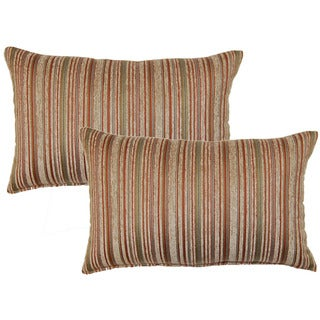 Dutton Spice Decorative Throw Pillow (Set of 2)