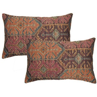 Adileh Caravan Decorative Throw Pillow (Set of 2)