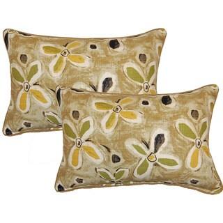 Alhambra Graphite Decorative Throw Pillow (Set of 2)