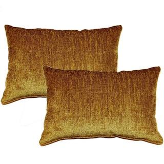 Eaton Lime Decorative Throw Pillow (Set of 2)