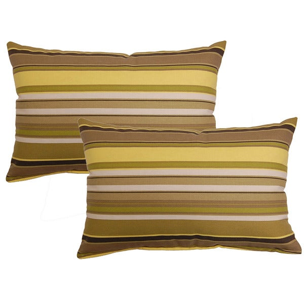 Gambit Willow Decorative Throw Pillow (Set of 2)