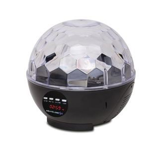 SoundLogic XT Bluetooth Instant Party Speaker with Disco Light Assorted Colors