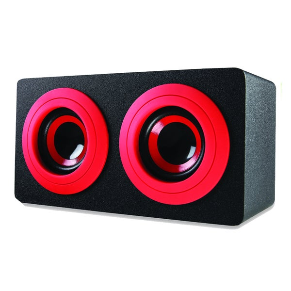 SoundLogic Battery Operated Bass Blaster Speaker