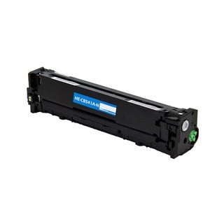 HP CB541A Compatible Toner Cartridge (Cyan)