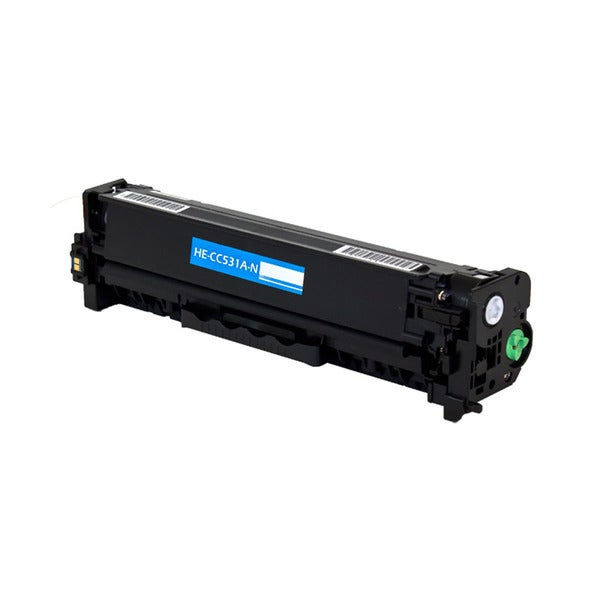 HP CC531A Compatible Toner Cartridge (Cyan)
