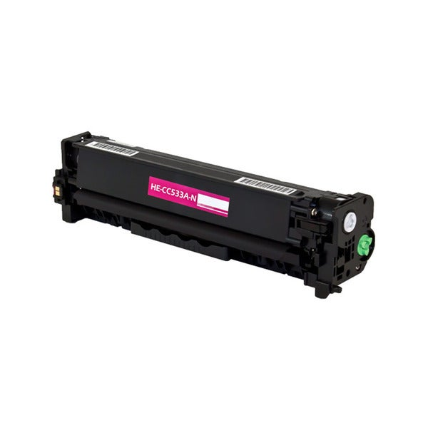 HP CC533A Compatible Toner Cartridge (Magenta)
