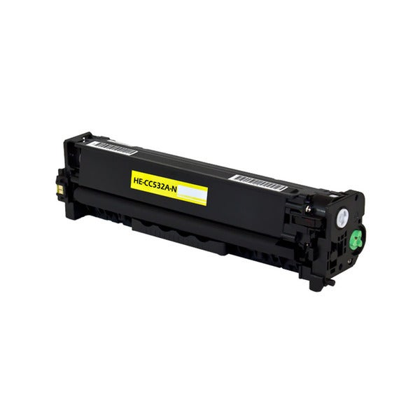 HP CC532A Compatible Toner Cartridge (Yellow)