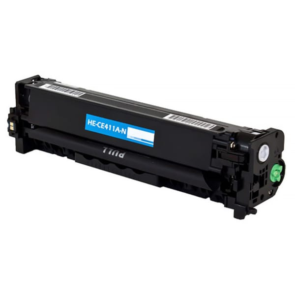 HP CE411A Compatible Toner Cartridge (Cyan)