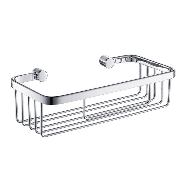 Fresca Single Wire Soap Basket - Chrome