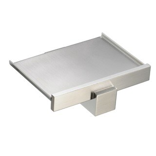 Fresca Ellite Brushed Nickel Wall Mount Soap Dish