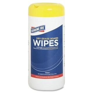 Genuine Joe Dry-erase Board Cleaning Wipes