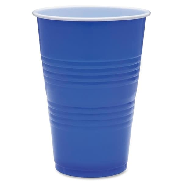 Genuine Joe Plastic Party Cup (Pack of 50) 15127909