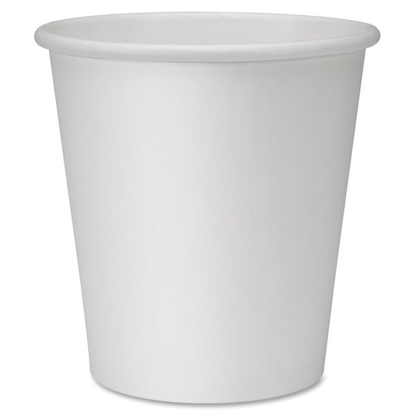 Genuine Joe 10 oz. Polyurethane-lined Disposable Hot Cups (Pack of 1000) 15127923