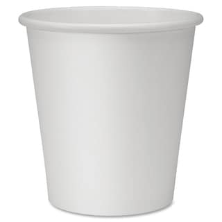 Genuine Joe 10 oz. Polyurethane-lined Disposable Hot Cups (Pack of 1000)