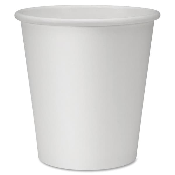 Genuine Joe 10 oz. Polyurethane-lined Disposable Hot Cups (Pack of 50) 15127924