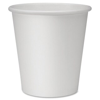 Genuine Joe 10 oz. Polyurethane-lined Disposable Hot Cups (Pack of 50)