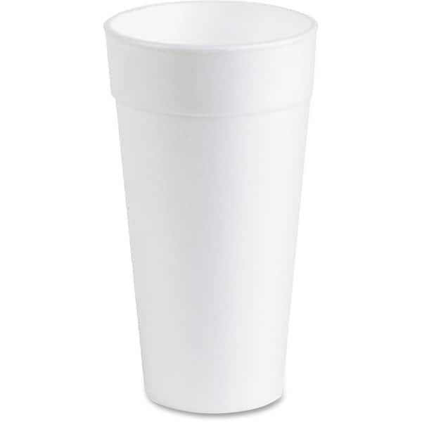 Genuine Joe 20 oz. Styrofoam Cup (Pack of 500) 15127927