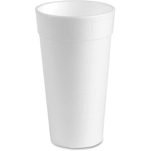 Genuine Joe 24 oz. Styrofoam Cup (Pack of 300) 15127928