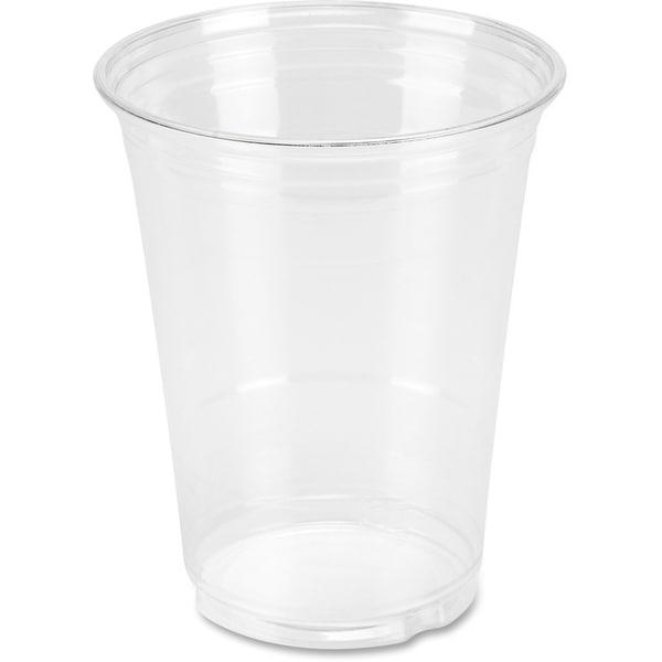 Genuine Joe 16 oz. Clear Plastic Cups (Pack of 25) 15127929
