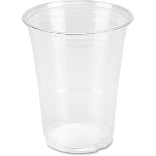 Genuine Joe 16 oz. Clear Plastic Cups (Pack of 25)