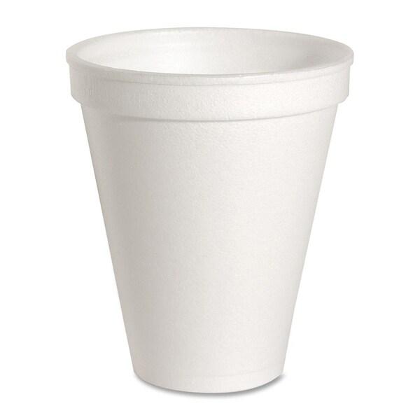 Genuine Joe 8 oz. Hot/ Cold Foam Cup (Pack of 1000)