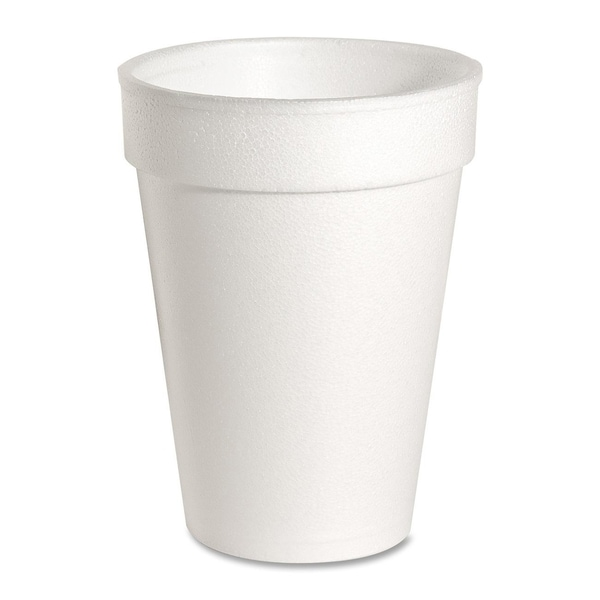 Genuine Joe 10 oz. Hot/ Cold Foam Cup (Pack of 1000) 15127935