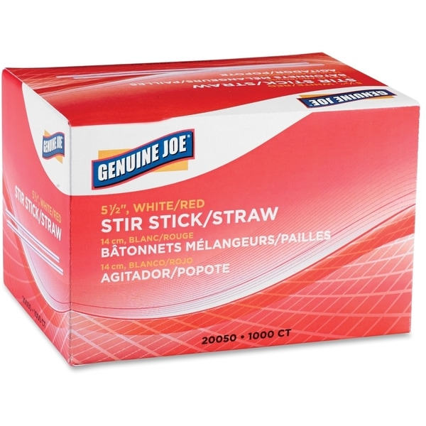 Genuine Joe Stir Stick (Pack of 40000)