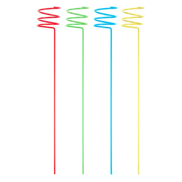 Assorted Beverage Stakes 4pk
