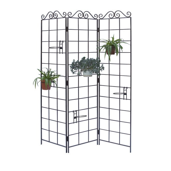 "75""x54.5"" Garden Screen Bronze"