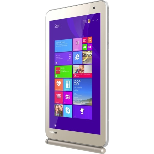 "Toshiba Encore 2 WT8PE-B264 Net-tablet PC - 8"" - In-plane Switching ("