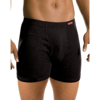 Hanes Men's Boxer Briefs with ComfortSoft Waistband (Pack of 4)