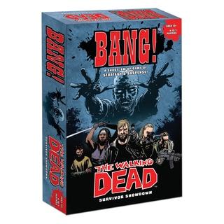 BANG! The Walking Dead Survivor Showdown