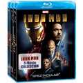 Iron Man 3-Movie Collection (Blu-ray Disc)