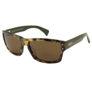 Smith Optics Men's/ Unisex Chemist Polarized/ Rectangular Sunglasses