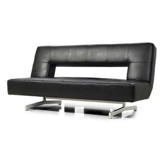 Divani Casa Wilshire Modern Fold-out Eco-leather Sofa Bed