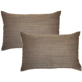 Ibiza River Rock Decorative Throw Pillow (Set of 2)