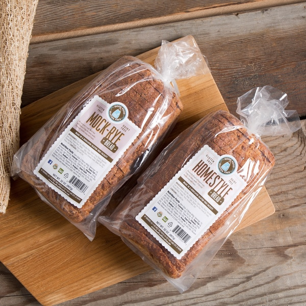 Good Food Gluten Free Sandwich Bread Bundle (Pack of 2)