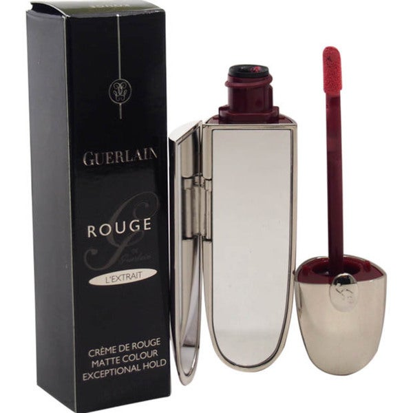 Guerlain Rouge G L'extrait # M65 Paresse Lip Color