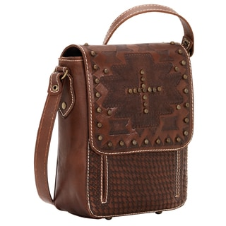 American West Apache 8785241 Crossbody Bag