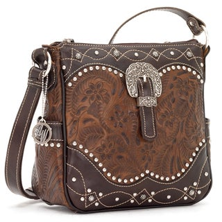 American West Annies Secret 8115789 Concealed Carry Crossbody Bag