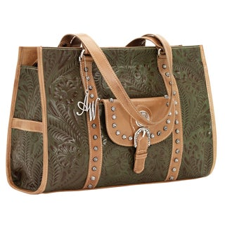 American West Nomad 8772345 Travel Tote