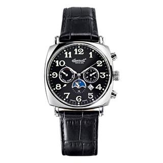 Ingersoll Men's IN 1211BK Coronado Fine Automatic Timepiece