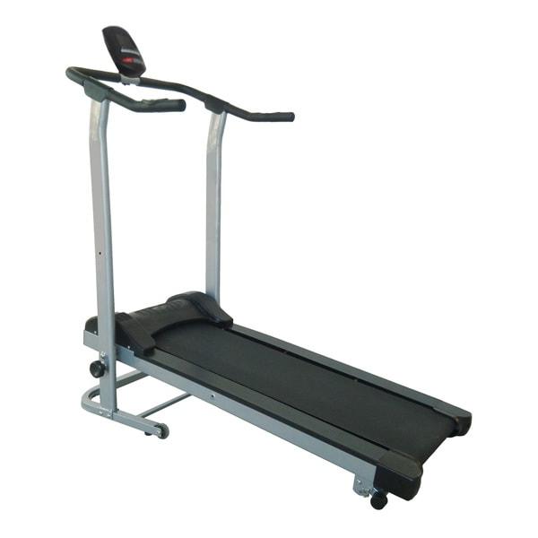 Sunny Health & Fitness SF-T1408M Manual Walking Treadmill