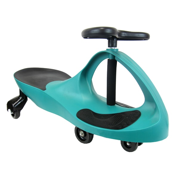 Joy Riders Forest Green Swing Car