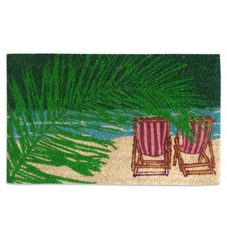 "Tufted Coir Beach Doormat (18"" x 30"")"