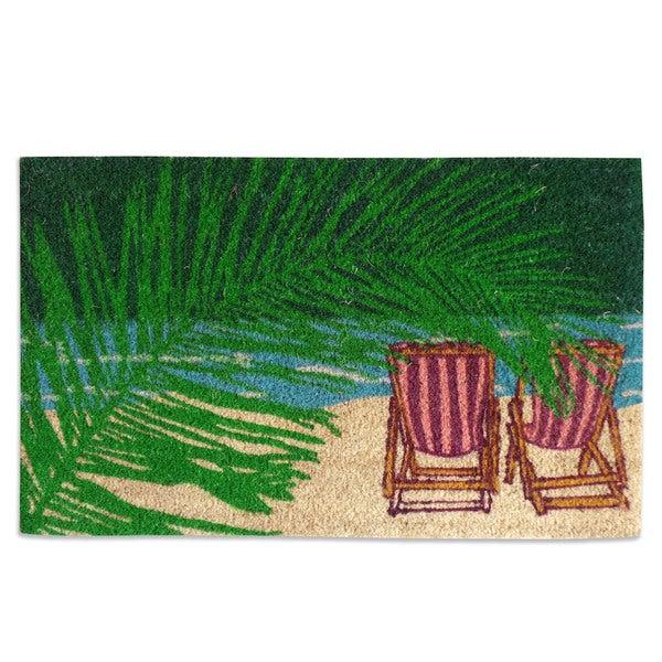 "Tufted Coir Beach Doormat (18"" x 30"")"